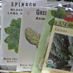 Starting Seeds Inside: Starting My Organic Garden