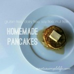 GF Bisquick Copycat Recipe, GF Pancake Mix; Gluten Free, Soy Free, Dairy Free, Nut Free Pancake Mix Recipe