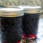 Organic Canning Tart Cherry Jam