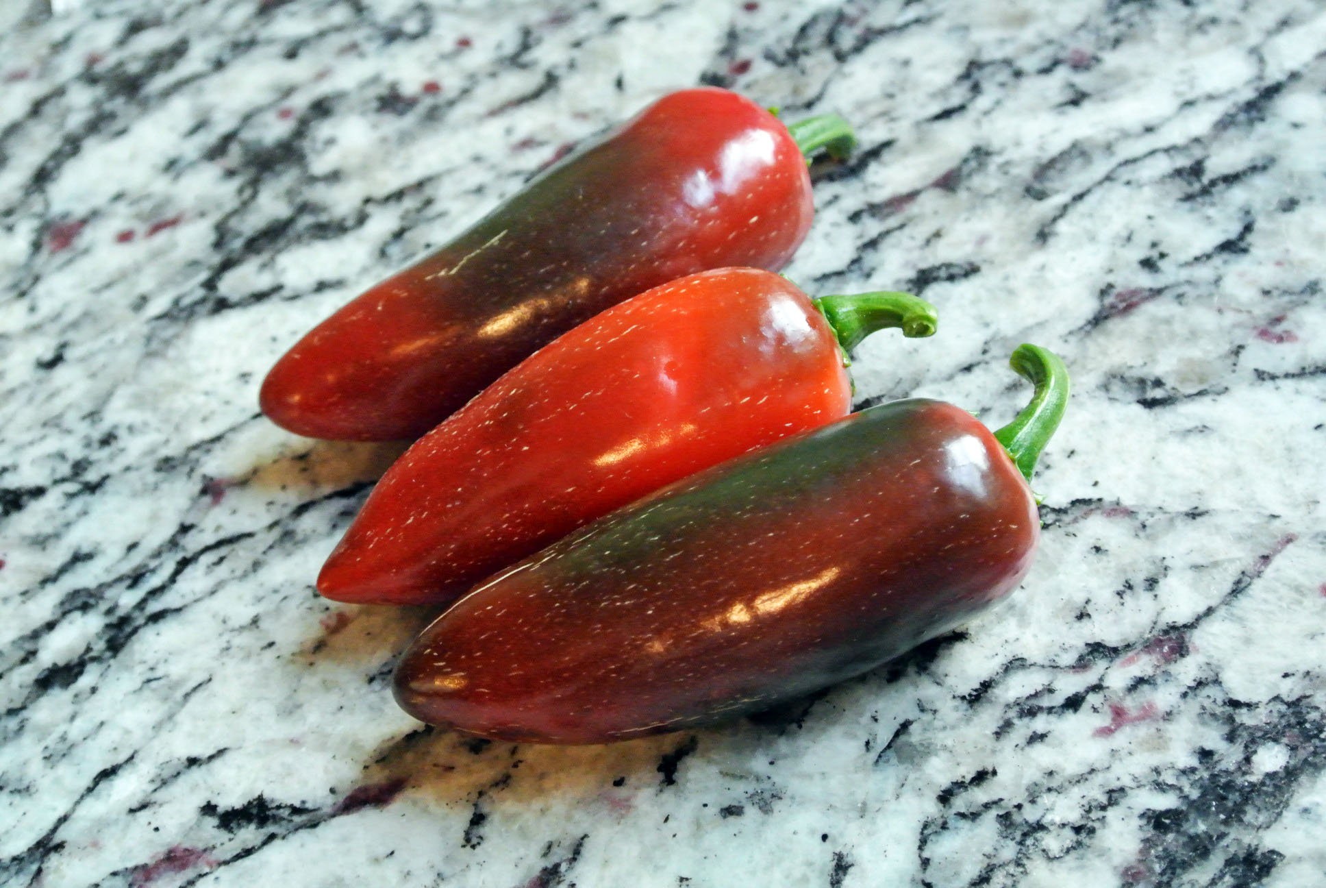 Red Jalapeno Peppers