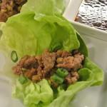 Asian Lettuce Wraps - Gluten Free, Soy Free, Dairy Free, Nut Free
