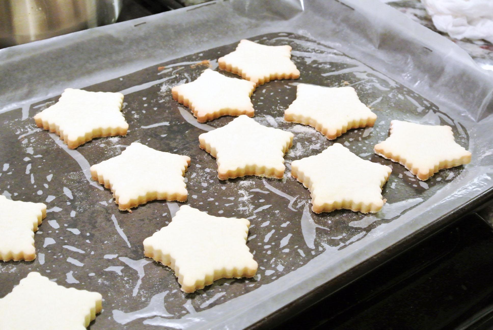GF SF DF NF EF Sugar Cookie Dough Recipe