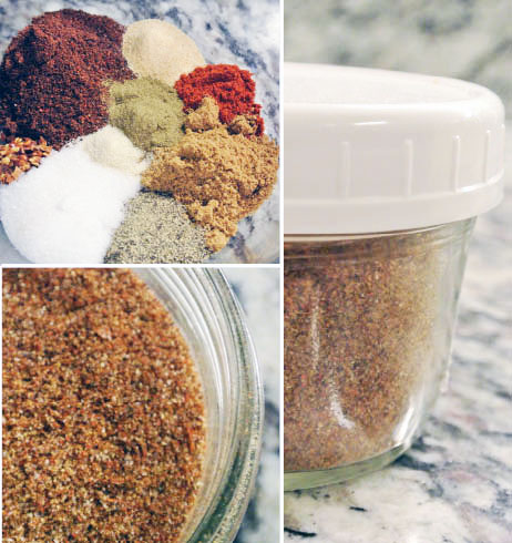 Homemade Taco Seasoning GF SF DF NF (7)