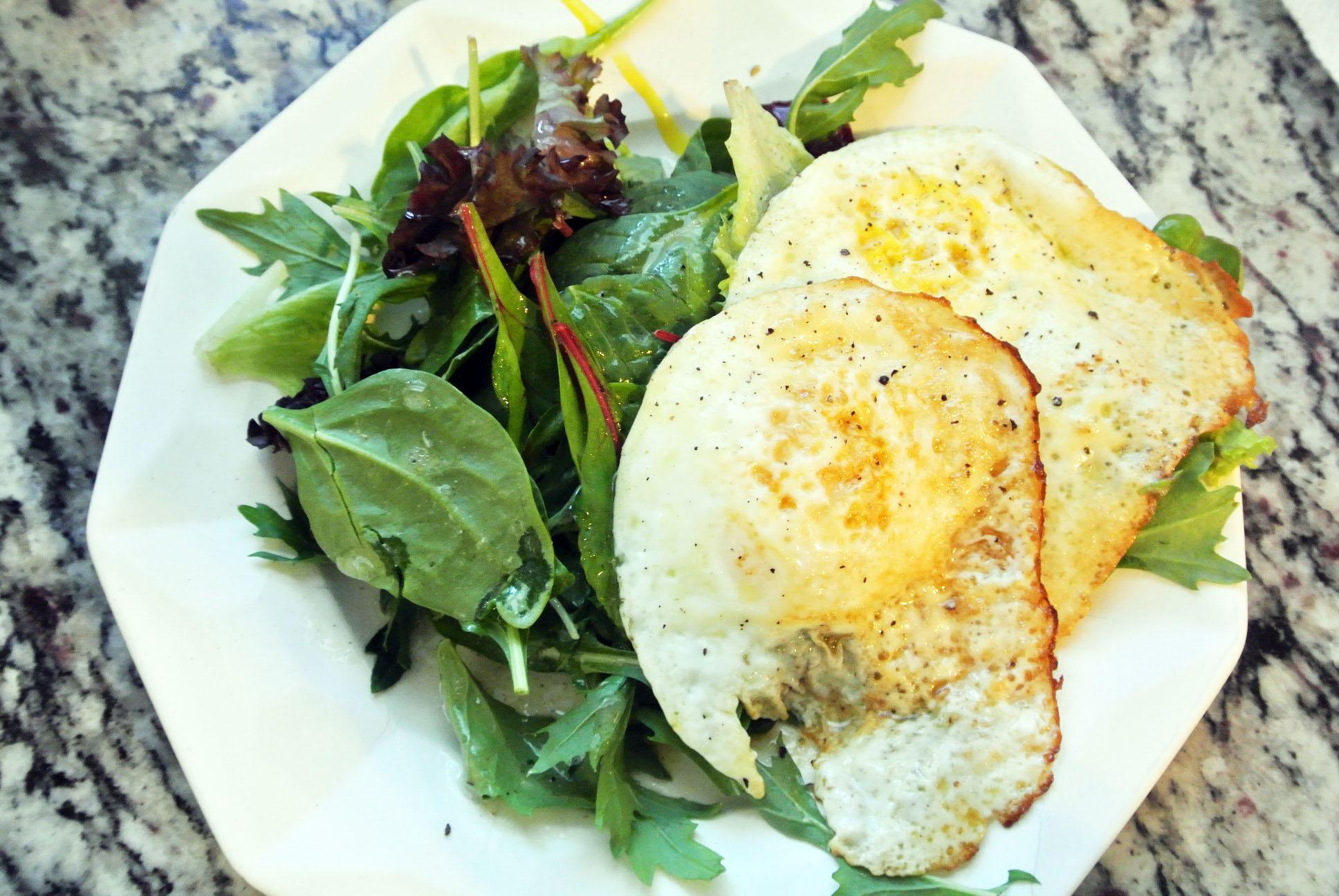 Greek Breakfast Salad; Yeast Free, Gluten Free, Soy Free, Dairy Free, Nut Free Recipe