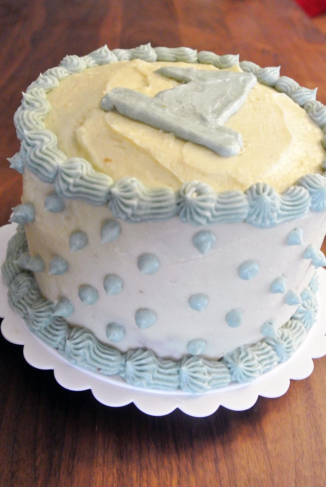 "Organic, Allergen Free, Low Sugar, Carrot, Zucchini Spice 1st Birthday ""Smash"" Cake; Gluten Free, Dairy Free, Soy Free, Corn Free, Nut Free, Egg Free, Chocolate Free"