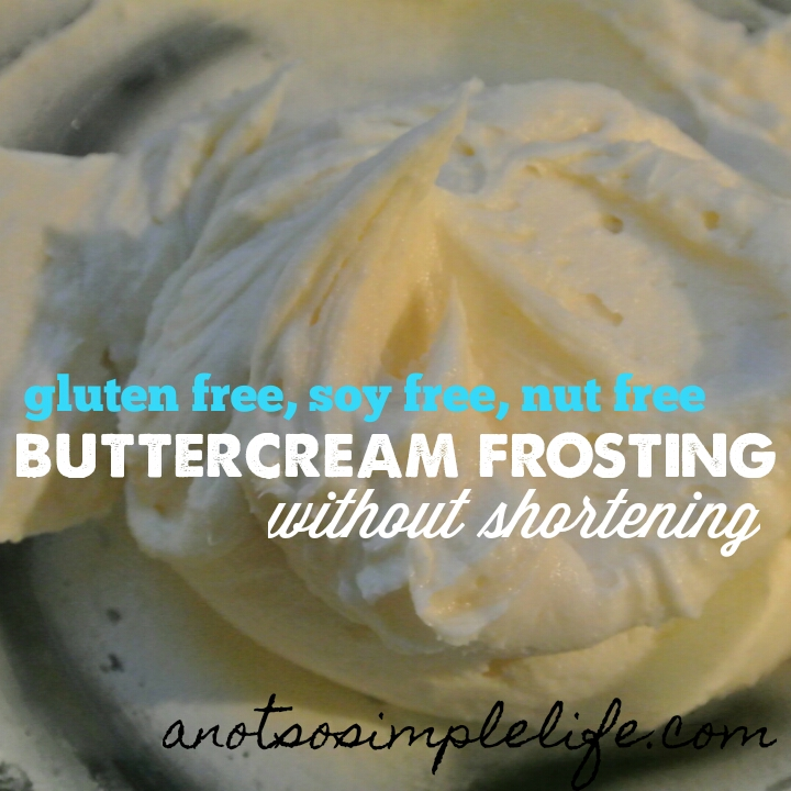 Buttercream Icing For Cake Decorating Without Shortening : Classic Buttercream Icing, Frosting Icing (Without ...