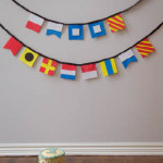 Nautical Birthday Party Ideas; Nautical Photo Shoot, My Little Ones First Birthday
