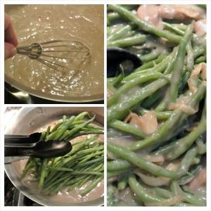 Making Gluten Free, Dairy Free, Soy Free Green Bean Casserole
