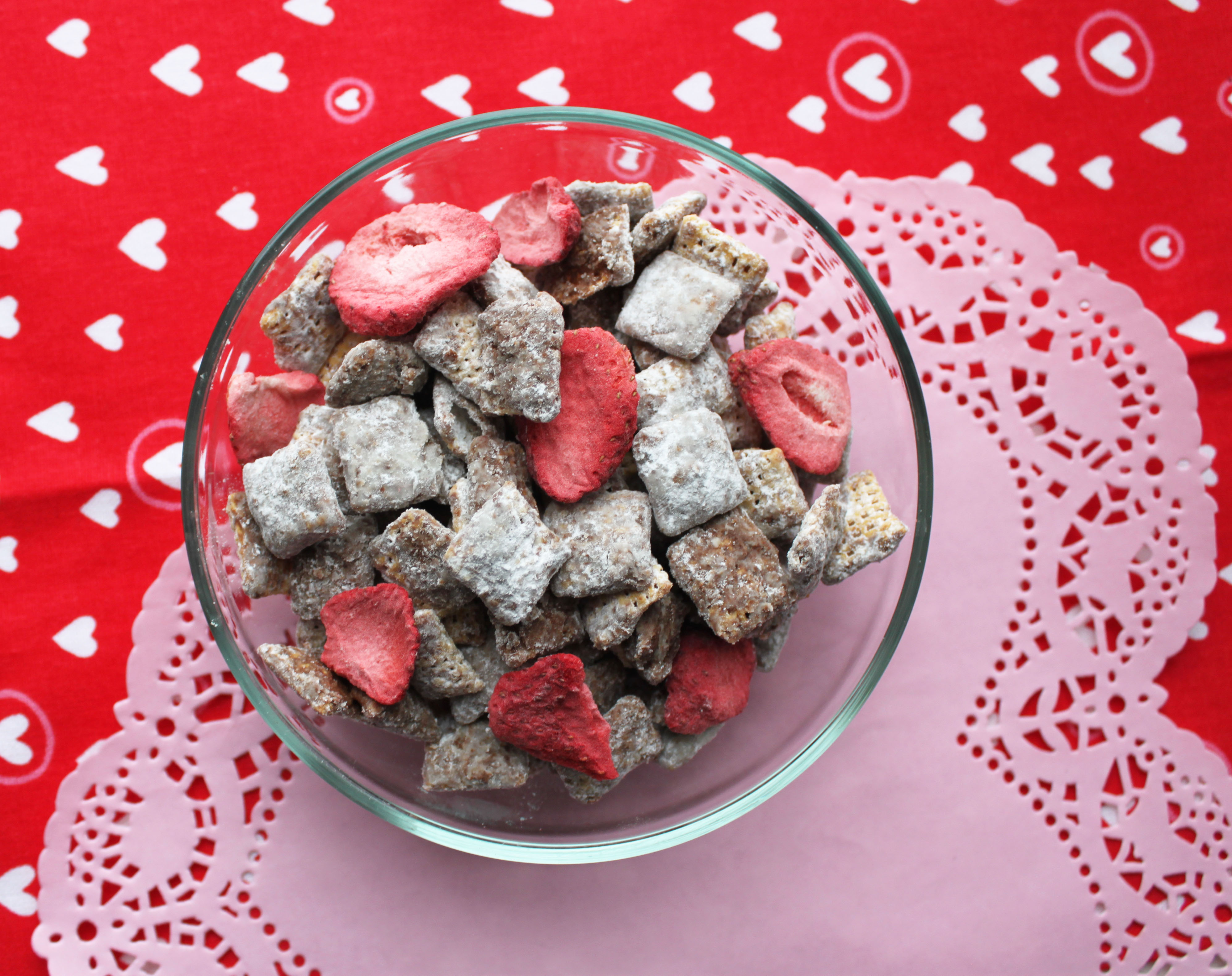 Puppy Chow without Peanut Butter