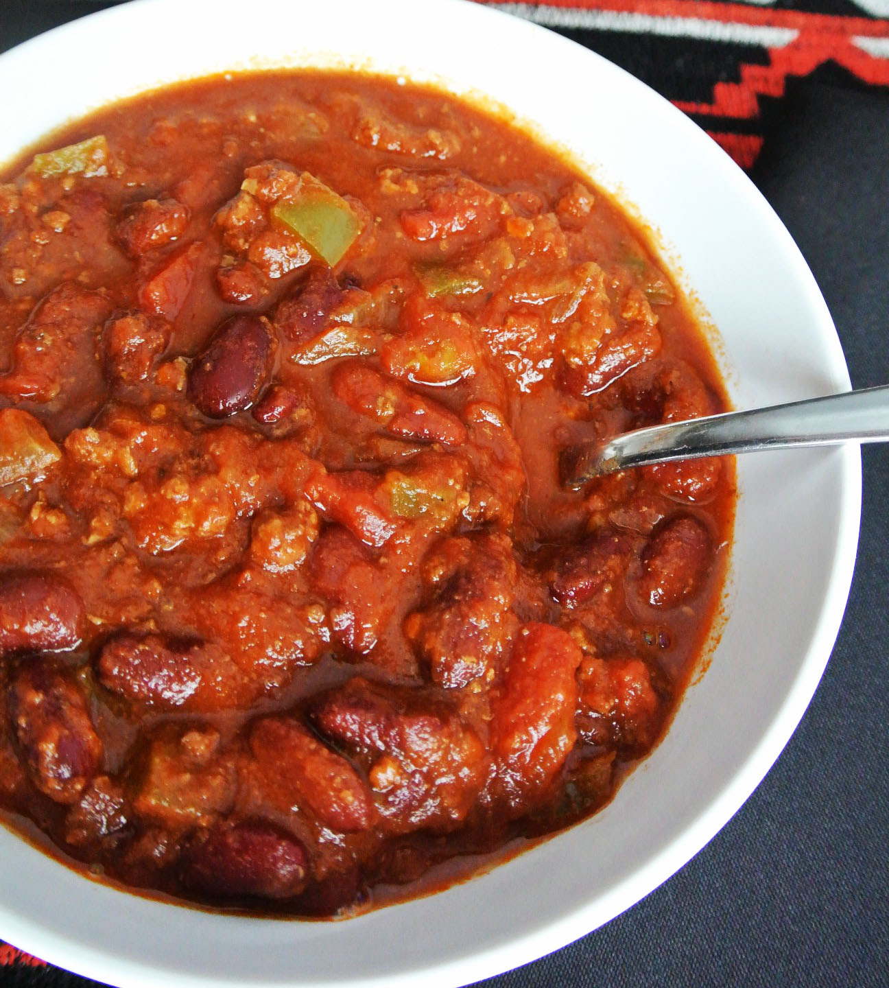 Crock Pit Buffalo Chili