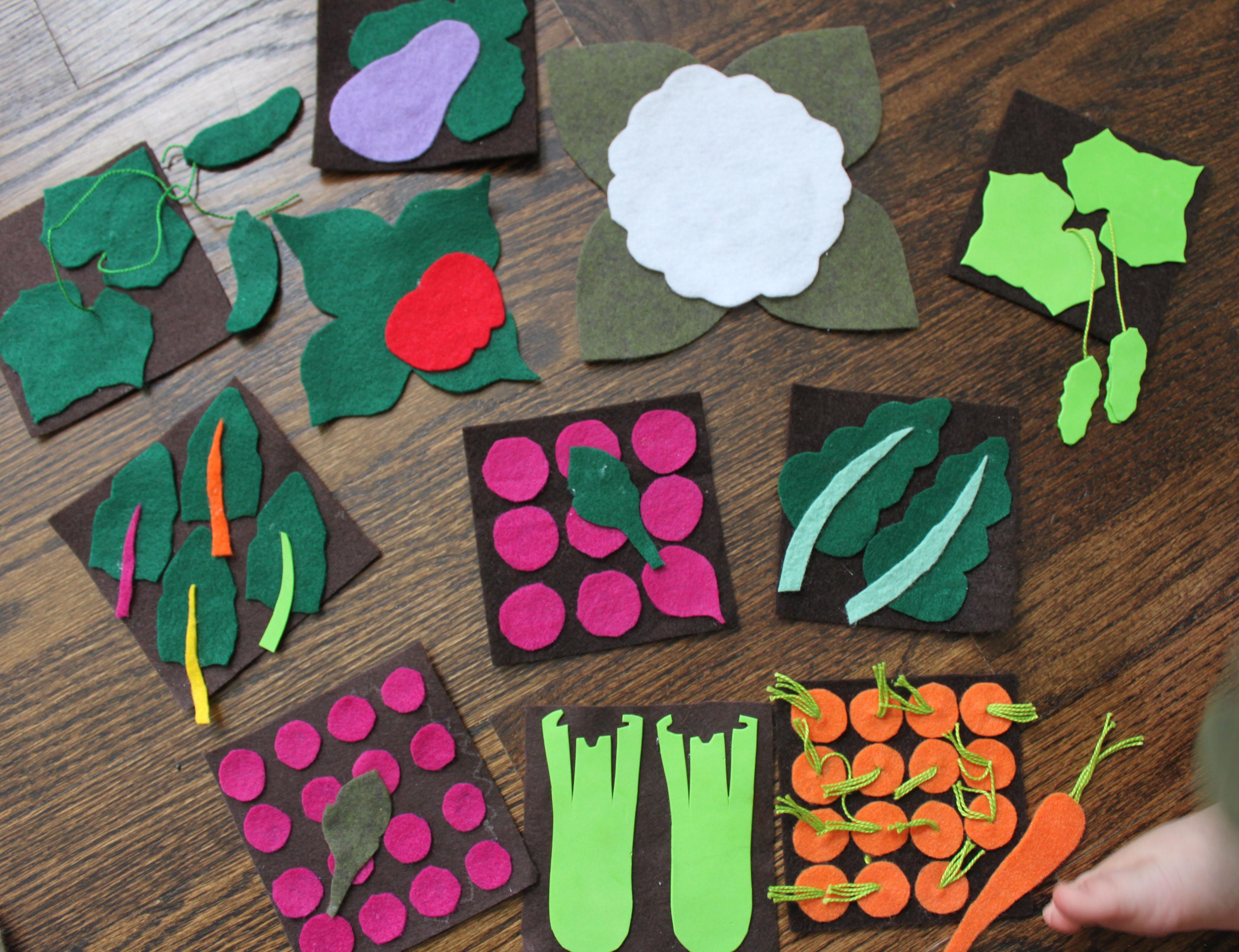 Garden Pieces 1