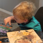 Halloween Activity 9 of 10: Decorating a Trick-or-Treat Bag