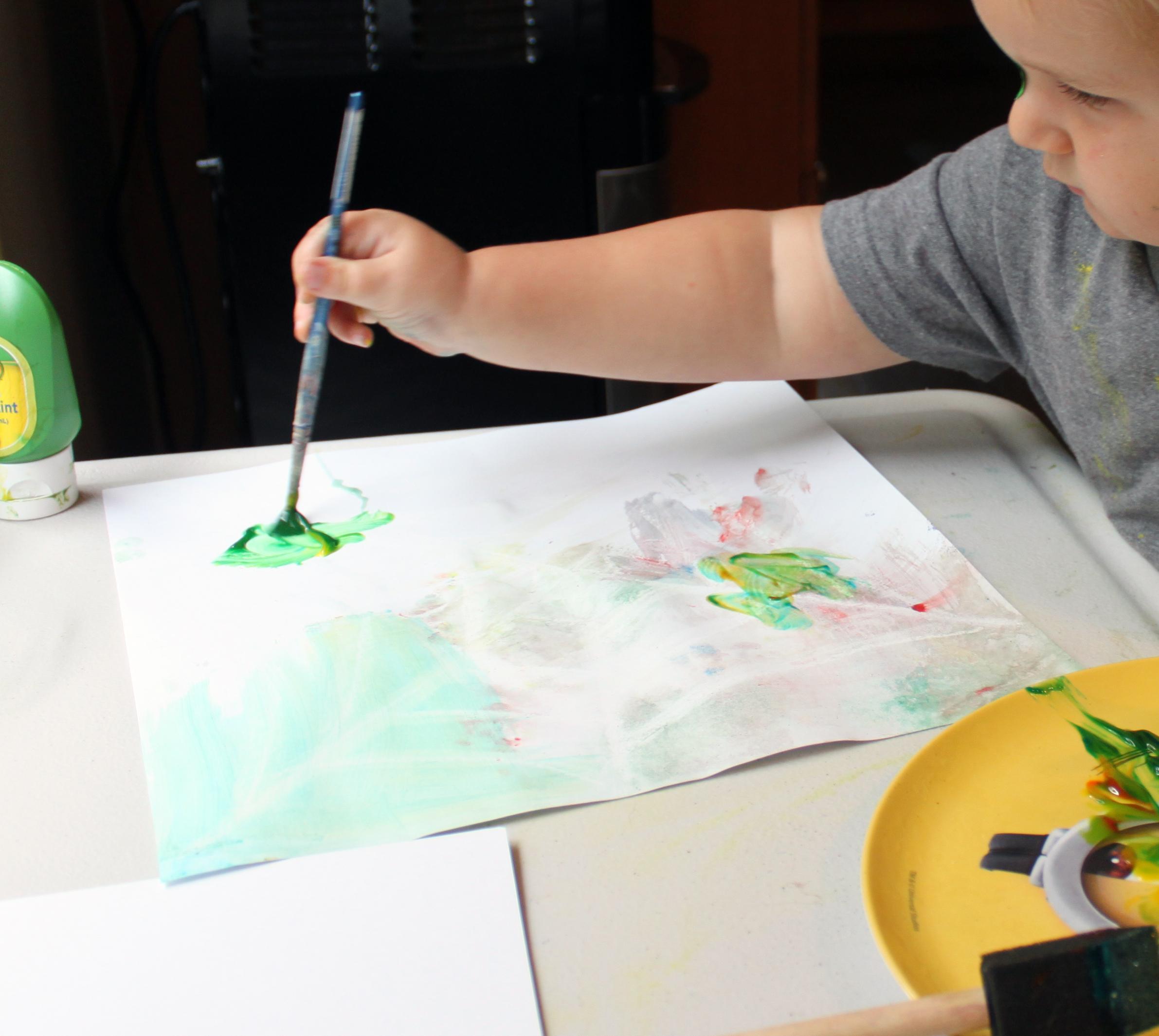 crayon webs