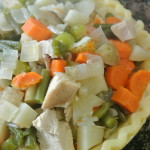 Homemade Chicken Pot Pie; Gluten Free, Dairy Free, Soy Free, Nut Free Recipe