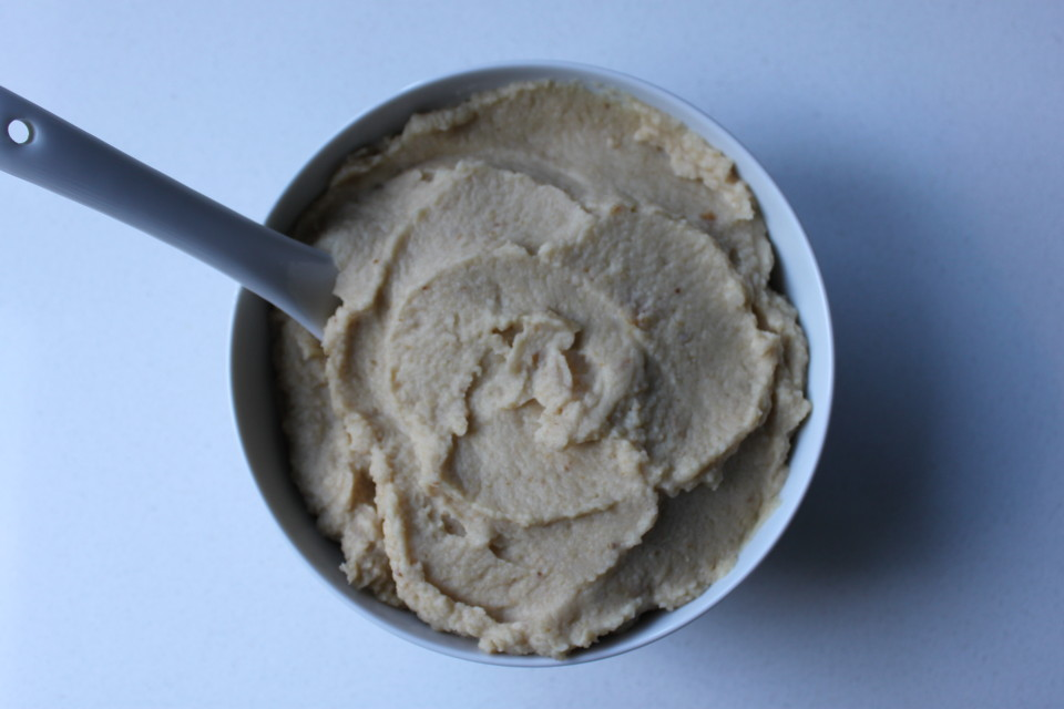 Apple and Celery Root Puree (1)