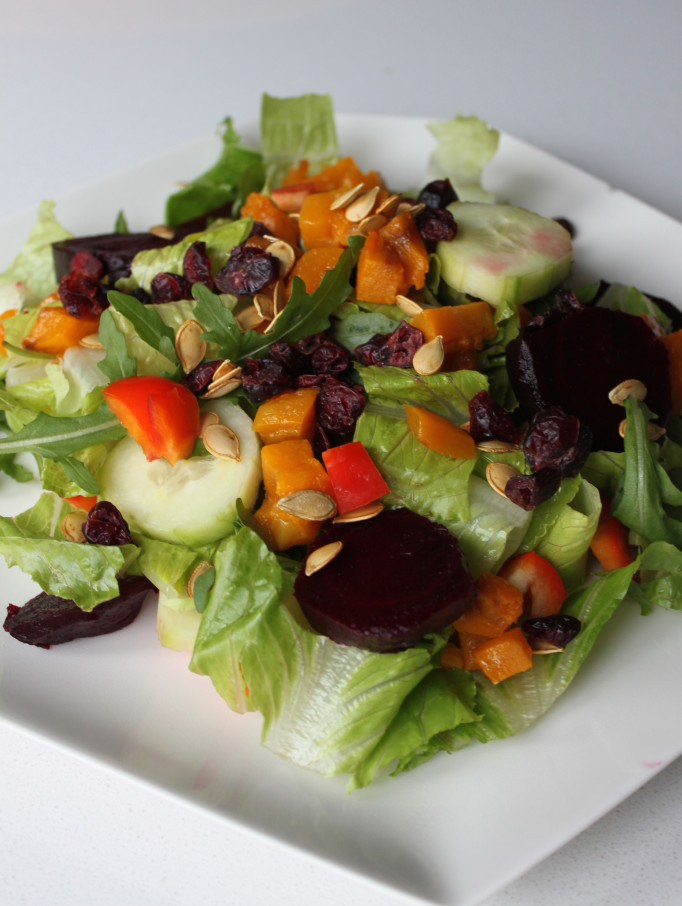 Beet and Butternut Harvest Salad (5)