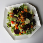 Beet and Butternut Squash Harvest Salad; Gluten Free, Dairy Free, Soy Free, Nut Free Recipe