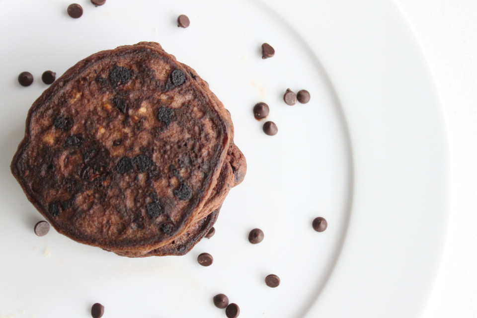 Pankcakes Double Chocolate Gluten Free