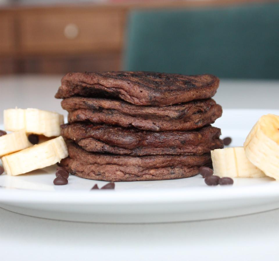 Pankcakes Double Chocolate 5