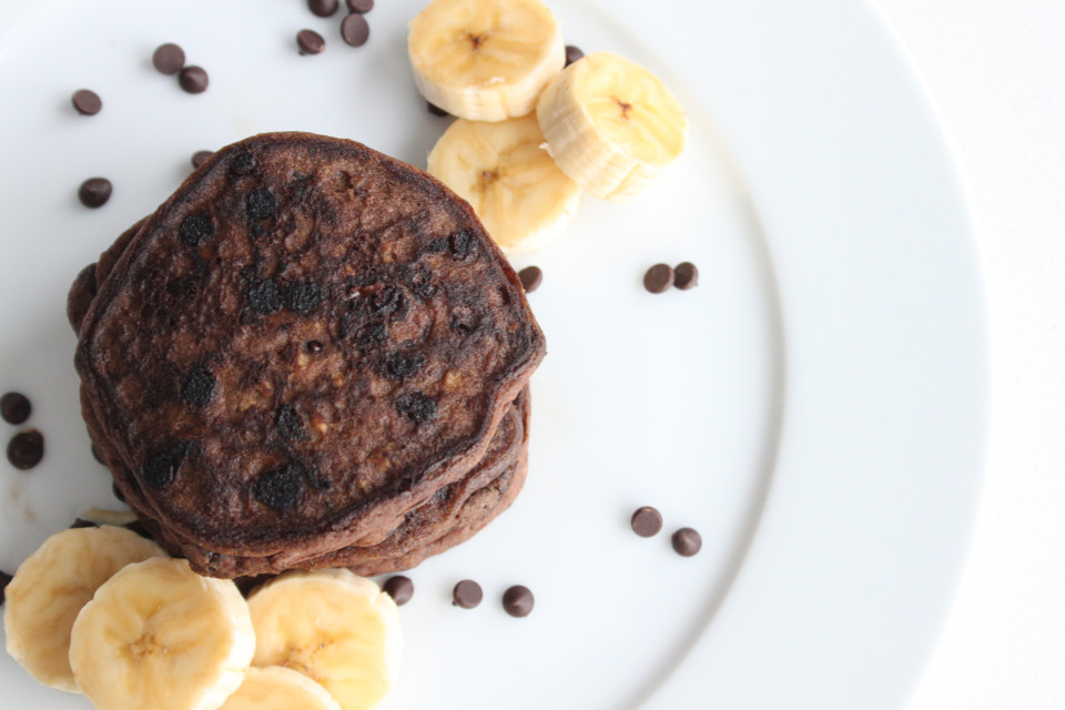 Pankcakes Double Chocolate 6