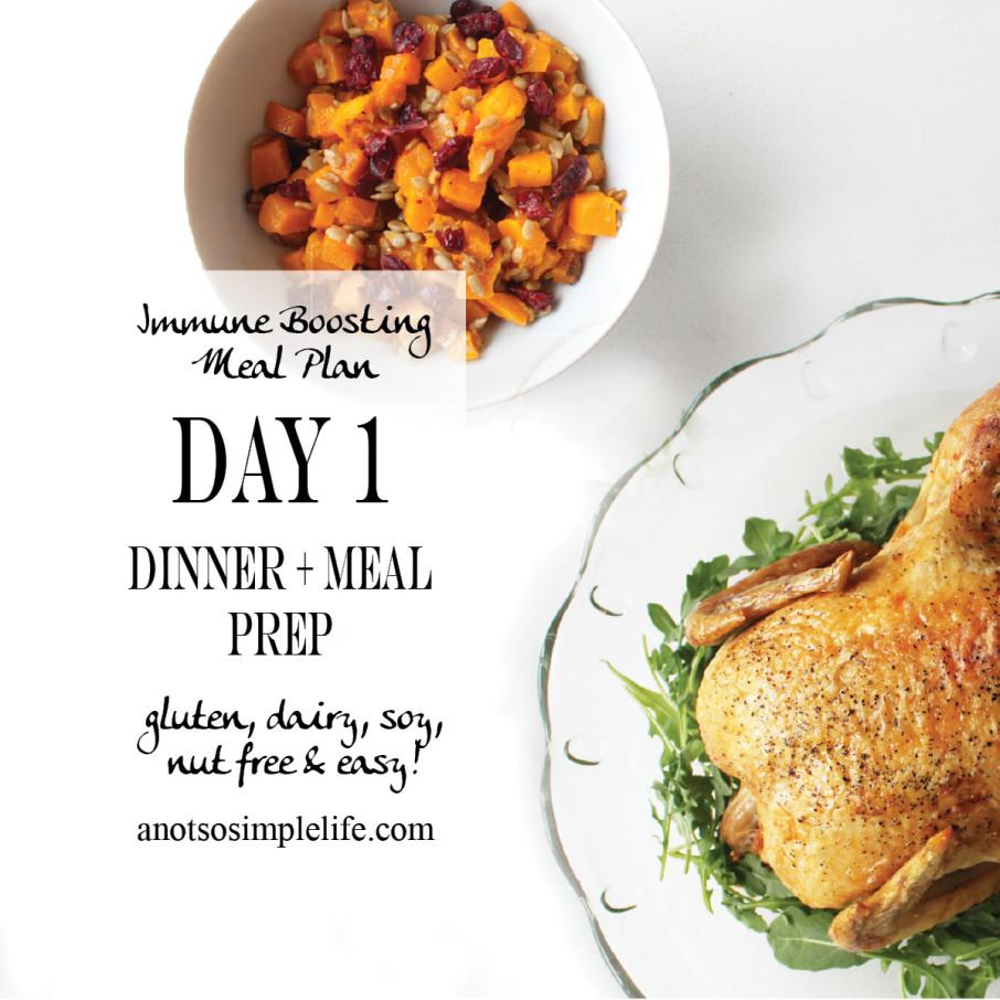 Immune Boosting Mealplan Day 1-1