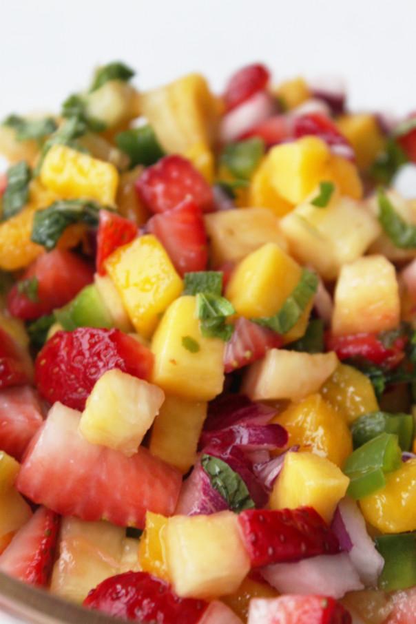 Salmon Pineapple Strawberry Salsa (8)
