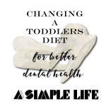 Changing a Toddlers Diet for Better Dental Health